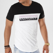 /achat-t-shirts-longs-oversize/luxury-lovers-tee-shirt-oversize-box-bicolore-blanc-noir-141488.html