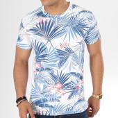 /achat-t-shirts/aarhon-tee-shirt-9001jun-blanc-floral-bleu-marine-141517.html