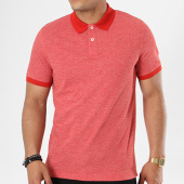 /achat-polos-manches-courtes/selected-polo-manches-courtes-lau-slub-rouge-chine-141545.html