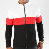 /achat-sweats-col-zippe/aarhon-sweat-zippe-101-tricolore-noir-blanc-rouge-141735.html