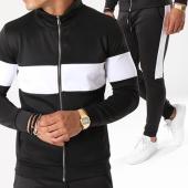 /achat-ensembles-survetement/aarhon-ensemble-survetement-101105-bicolore-noir-blanc-141745.html