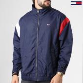 /achat-coupe-vent/tommy-hilfiger-jeans-coupe-vent-tommy-classics-4554-bleu-marine-141780.html