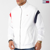 /achat-coupe-vent/tommy-hilfiger-jeans-coupe-vent-tommy-classics-4554-blanc-141781.html