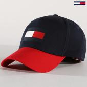 /achat-casquettes-de-baseball/tommy-hilfiger-jeans-casquette-spw-flag-3544-bleu-marine-rouge-141819.html
