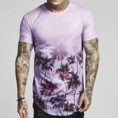 /achat-t-shirts-longs-oversize/siksilk-tee-shirt-oversize-palm-rework-curved-lila-141844.html