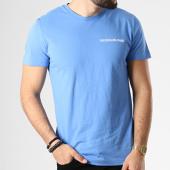/achat-t-shirts/calvin-klein-tee-shirt-small-institutional-logo-7852-bleu-clair-142002.html