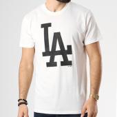 /achat-t-shirts/47-brand-tee-shirt-mlb-los-angeles-dodgers-350208-blanc-142050.html