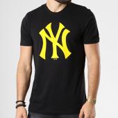 /achat-t-shirts/47-brand-tee-shirt-mlb-new-york-yankees-350233-noir-jaune-142051.html