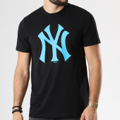 /achat-t-shirts/47-brand-tee-shirt-mlb-new-york-yankees-350236-noir-bleu-clair-142052.html