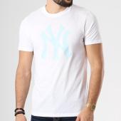 /achat-t-shirts/47-brand-tee-shirt-mlb-new-york-yankees-350386-blanc-bleu-turquoise-142053.html