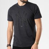 /achat-t-shirts/47-brand-tee-shirt-mlb-new-york-yankees-350215-gris-anthracite-chine-noir-142055.html