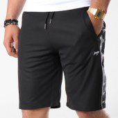 /achat-shorts-jogging/wrung-short-jogging-bandes-brodees-field-noir-blanc-142032.html