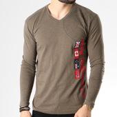 /achat-t-shirts-manches-longues/canadian-peak-tee-shirt-manches-longues-jazz-vert-kaki-142202.html