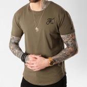 /achat-t-shirts-longs-oversize/final-club-tee-shirt-premium-fit-avec-broderie-081-vert-kaki-142138.html