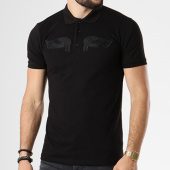 /achat-polos-manches-courtes/ikao-polo-manches-courtes-f178-noir-142104.html