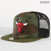 /achat-trucker/new-era-casquette-trucker-enfant-chicago-bulls-washed-camo-80580948-vert-kaki-camouflage-noir-142149.html