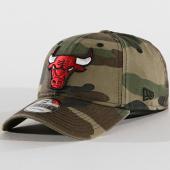/achat-casquettes-de-baseball/new-era-casquette-washed-camo-chicago-bulls-80580940-vert-kaki-camouflage-142183.html