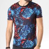 /achat-t-shirts/berry-denim-tee-shirt-pr095-bleu-marine-floral-142226.html