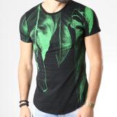 /achat-t-shirts-longs-oversize/classic-series-tee-shirt-oversize-03-noir-vert-142360.html