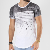 /achat-t-shirts-longs-oversize/classic-series-tee-shirt-oversize-28-blanc-142383.html