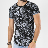 /achat-t-shirts-longs-oversize/classic-series-tee-shirt-oversize-39-noir-floral-142391.html