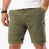 /achat-shorts-chinos/frilivin-short-chino-df-923-vert-kaki-142271.html