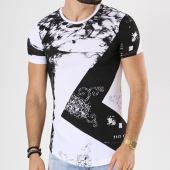 /achat-t-shirts-longs-oversize/classic-series-tee-shirt-oversize-12-blanc-noir-142428.html
