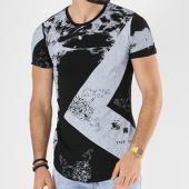 /achat-t-shirts-longs-oversize/classic-series-tee-shirt-oversize-12-noir-gris-142430.html