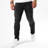 /achat-jeans/grj-denim-jean-slim-12947-noir-142734.html