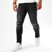 /achat-jeans/grj-denim-jean-slim-12786-noir-142755.html