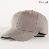 /achat-fitted/flexfit-casquette-fitted-enfant-wooly-combed-6277-taupe-142606.html
