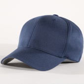 /achat-fitted/flexfit-casquette-fitted-wooly-combed-6277-bleu-marine-142610.html