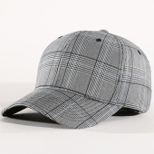 /achat-fitted/flexfit-casquette-fitted-glen-check-6196-noir-blanc-142622.html