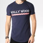 /achat-t-shirts-longs-oversize/john-h-tee-shirt-oversize-18117-bleu-marine-142452.html