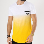 /achat-t-shirts-longs-oversize/mtx-tee-shirt-oversize-patch-brodes-t3167-blanc-degrade-jaune-142492.html