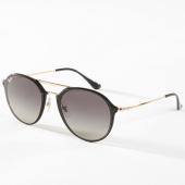 /achat-lunettes-de-soleil/ray-ban-lunettes-de-soleil-blaze-double-bridge-4292n-noir-dore-142704.html