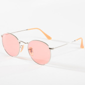 /achat-lunettes-de-soleil/ray-ban-lunettes-de-soleil-round-evolve-3447-argente-rose-142771.html