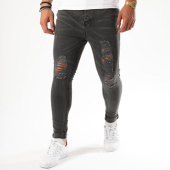 /achat-jeans/brave-soul-jean-skinny-troue-bailey-gris-anthracite-floral-142874.html