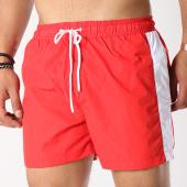/achat-maillots-de-bain/brave-soul-short-de-bain-avec-bandes-charles-rouge-blanc-142887.html