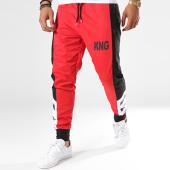/achat-pantalons-joggings/classic-series-pantalon-jogging-king-noir-rouge-142823.html