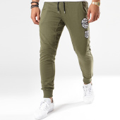 /achat-pantalons-joggings/classic-series-pantalon-jogging-patchs-brodes-patch-vert-kaki-142827.html