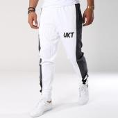 /achat-pantalons-joggings/nkut-pantalon-jogging-jail-blanc-noir-142845.html