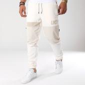 /achat-pantalons-joggings/nkut-pantalon-jogging-lime-ecru-beige-142851.html