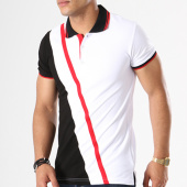 /achat-polos-manches-courtes/classic-series-polo-manches-courtes-2091-blanc-noir-rouge-142935.html