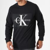 /achat-sweats-col-rond-crewneck/calvin-klein-sweat-crewneck-basic-monogram-logo-7742-noir-143130.html