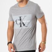 /achat-t-shirts/calvin-klein-tee-shirt-basic-monogram-box-logo-7842-gris-chine-143137.html