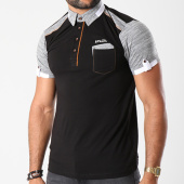 /achat-polos-manches-courtes/classic-series-polo-manches-courtes-10-8106-noir-gris-chine-143135.html