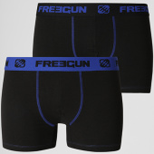 /achat-boxers/freegun-lot-de-2-boxers-ultra-stretch-noir-bleu-roi-143043.html