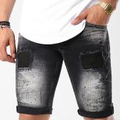 /achat-shorts-jean/john-h-short-jean-9720-noir-143195.html