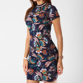/achat-robes/project-x-robe-manches-courtes-femme-f187016-bleu-marine-floral-143086.html